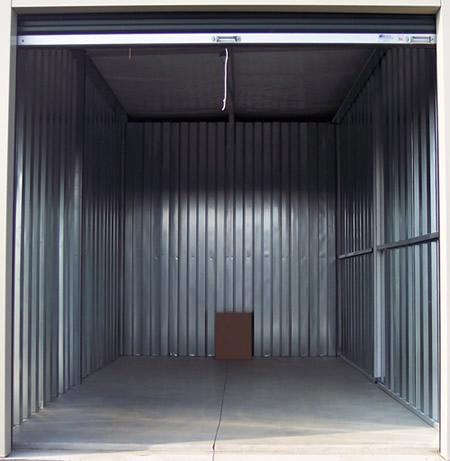 10x20 Ten by Twenty Storage Unit Preview & Storage Units u0026 Rates | Buellton Self Storage Storage Units RV ...