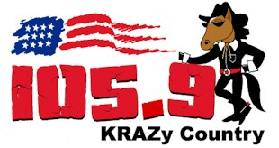 KRAZ 105.9 FM Country Radio